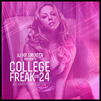 College Freak 24 Mariah Carey Edition