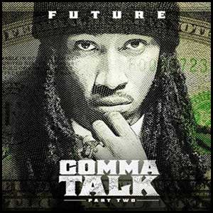 Comma Talk 2 mixtape graphics