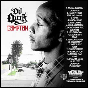 Stream and download Compton
