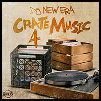 Crate Music 4 Fitted Cap Low Radio
