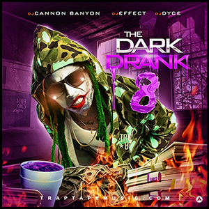 The Dark Drank 8 Mixtape Graphics