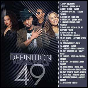 Stream and download Definition Of A Slow Jam 49