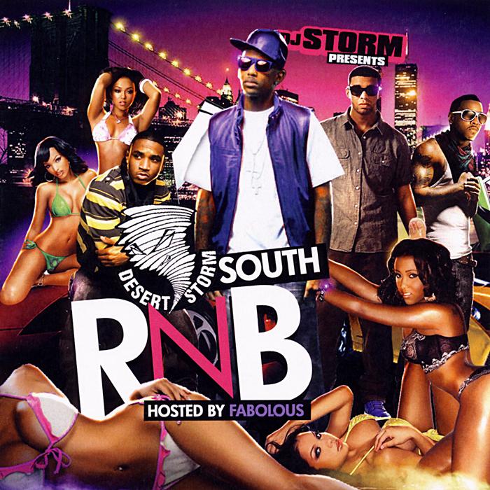 DJ Storm - Desert Storm South RnB | Buymixtapes com