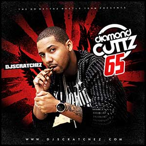 Diamond Cuttz 65 Mixtape Graphics