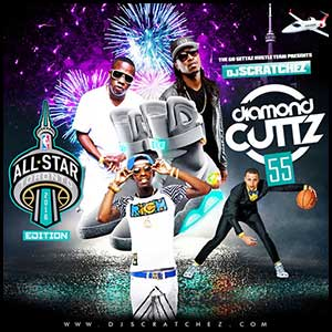 Diamond Cuttz 55 NBA All-Star Weekend