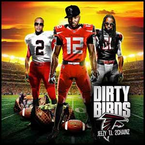 Dirty Birds mixtape graphics