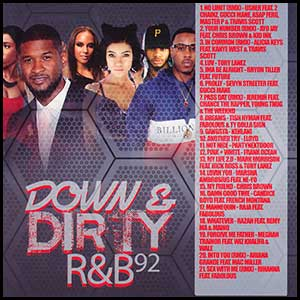 Down and Dirty RnB 92