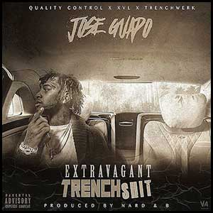 Extravagant Trench Shit Mixtape Graphics