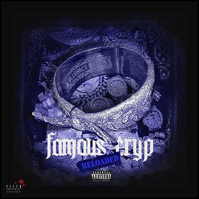 Famous Cryp Reloaded Mixtape Graphics
