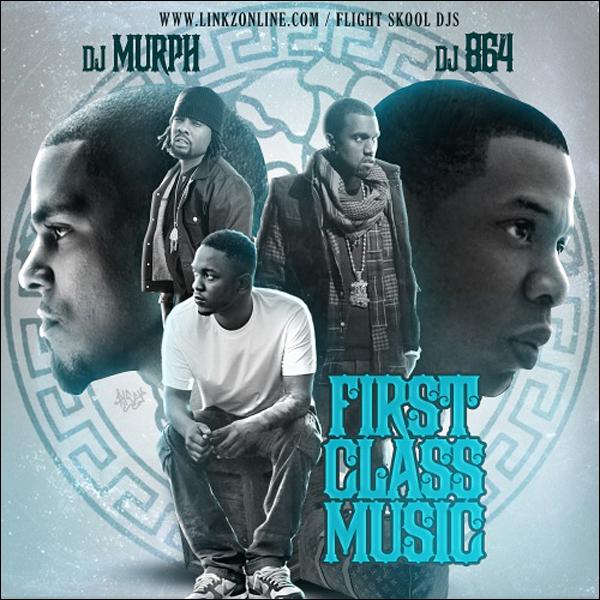 DJ 864 - First Class Music | Buymixtapes com