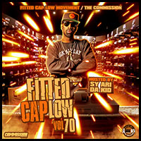 Fitted Cap Low 70 mixtape graphics