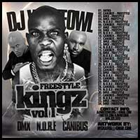 Freestyle Kingz Volume 1