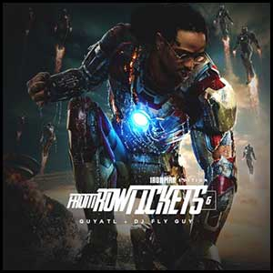 Front Row Tickets 6 Iron Man Edition Mixtape Graphics
