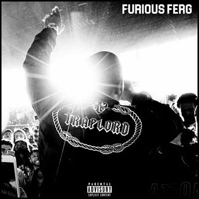 Furious Ferg EP Mixtape Graphics