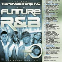 The Future of RnB Mixtape Graphics