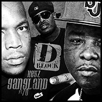 Stream and download Gangland 70 D-Block Edition