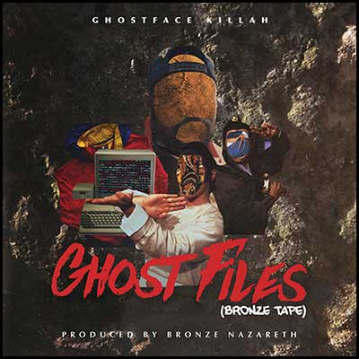 Ghost Files Bronze Tape