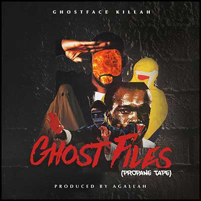 Ghost Files Propane Tape