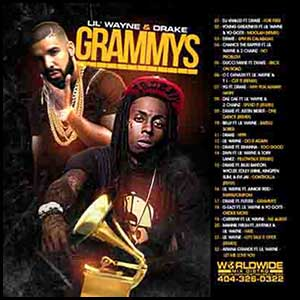 Grammys Mixtape Graphics