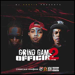 Grind Game Official 2 Mixtape Graphics