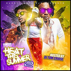 Heat This Summer 2 Mixtape Graphics