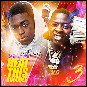 Heat This Summer 3 Mixtape Graphics