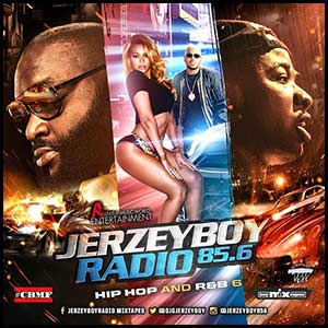 Stream and download Jerzeyboy Radio Hip Hop and RnB 6