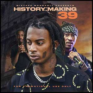 History In The Making 39 Mixtape Graphics