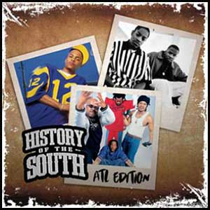 History Of The South ATL Edition Mixtape Graphics