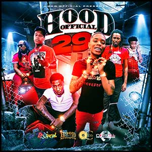 Hood Official 29 Mixtape Graphics