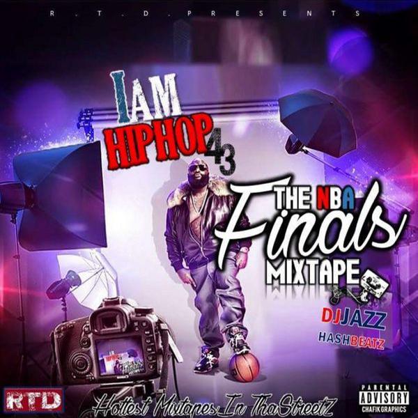 DJ Jazz - I Am Hip Hop 43   Buymixtapes com