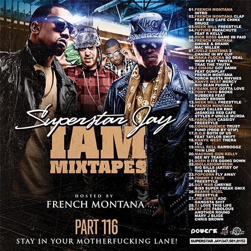 Superstar Jay I Am Mixtapes 116 Buymixtapes Com