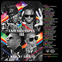 I Am Mixtapes 168 I Want My Corners