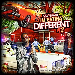 Im Eating Different 2