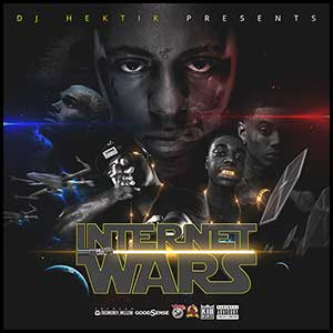 Internet Wars Mixtape Graphics