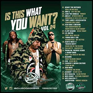 Is This What You Want 24 Mixtape Graphics
