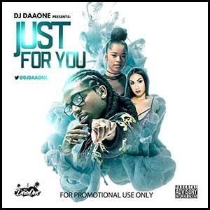 Just For You Mixtape Graphics