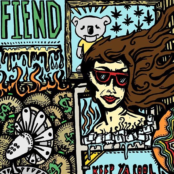 Resultado de imagen para Fiend - Keep Ya Cool