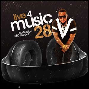 Live 4 Music 28 Mixtape Graphics