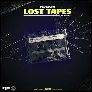 Lost Tapes Mixtape Graphics