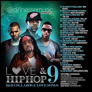 Love and Hip Hop 9 Mixtape Graphics