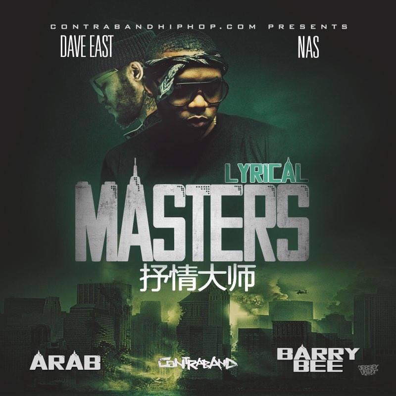 DJ Barry Bee - Lyrical Masters | Buymixtapes com