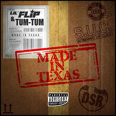 Made In Texas Mixtape Graphics