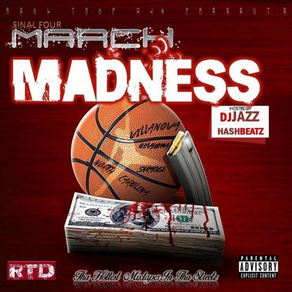 DJ Jazz - March Madness Final Four | Buymixtapes com
