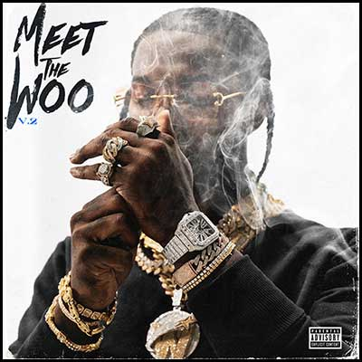 Meet The Woo 2 Mixtape Graphics