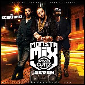 Monsta Mix 7 Diamond Cuttz