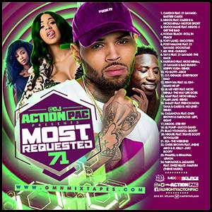 DJ ACTION PAC - PLAYLIST 6 (MIX CD) JACQUEES, ELLA MAI ...