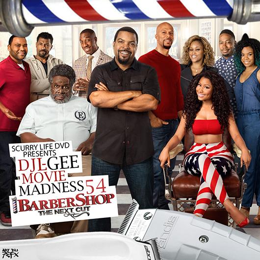 Barber Shop Movie
