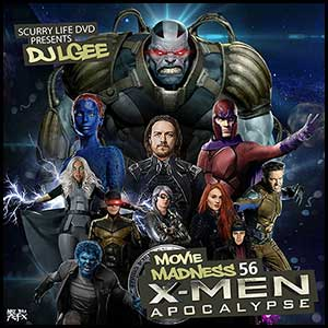Movie Madness 56 X-Men Apocalypse Edt