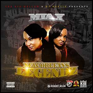 New Orleans Legendz 2 Mia X Edition